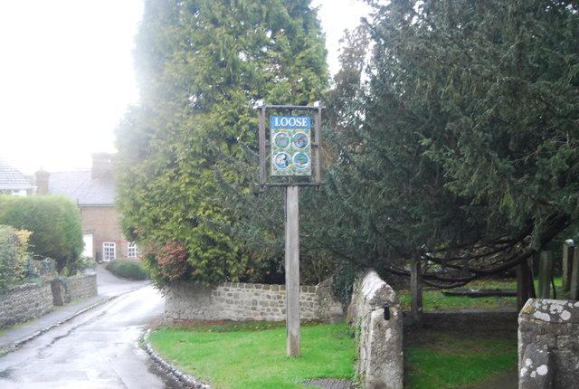 Village Sign, Loose