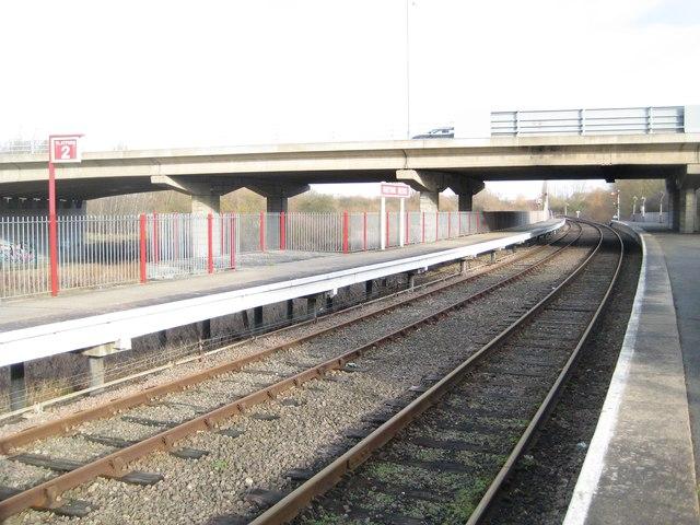 Nene Valley Railway: Orton Mere Station (3)