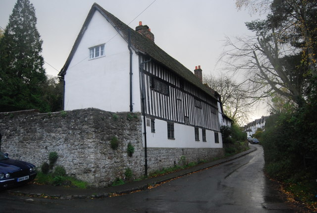 The Wool House
