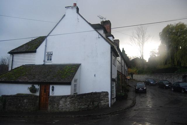 Cottages, High Banks