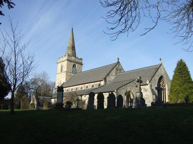 Church of St Ricarius, Aberford