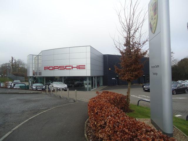 Porsche Centre, Tonbridge