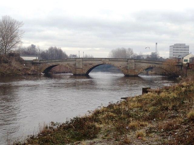 Boundary Bridge, Castleford