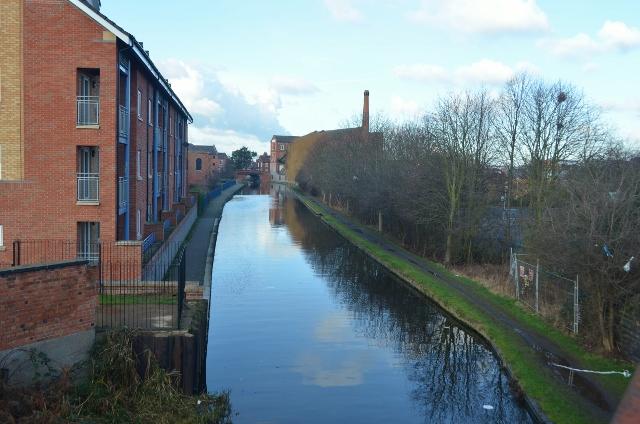 Grand Union Canal - Loughborough
