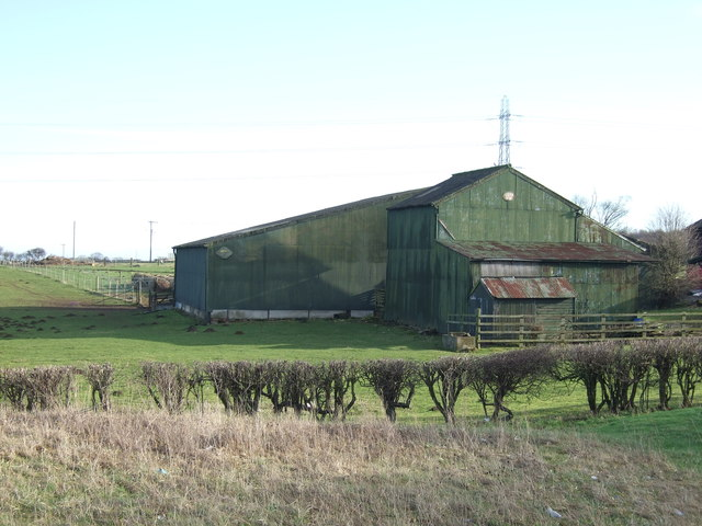 Farm building, Crossroads Farm