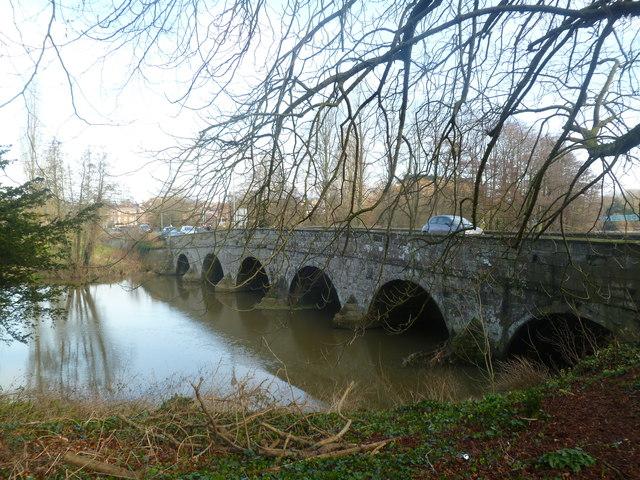 Blandford Bridge