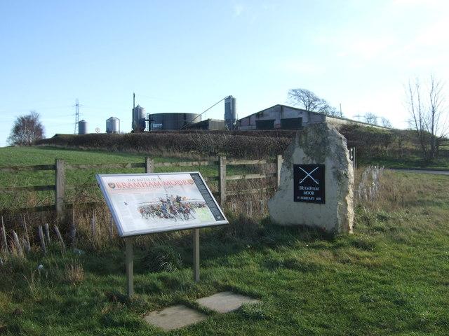 Battle of Bramham Moor Memorial