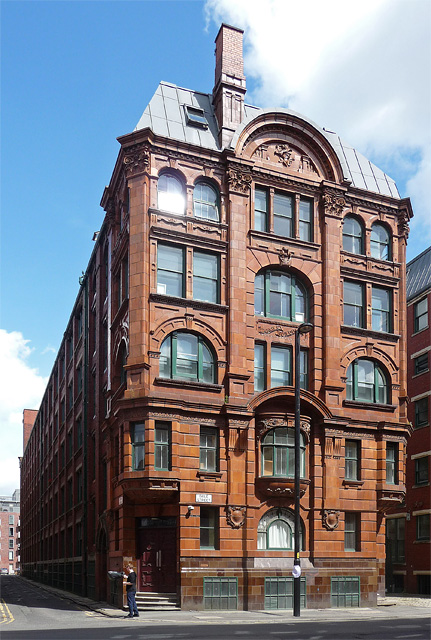 53-55 Dale Street, Manchester