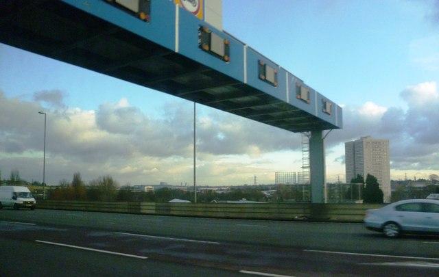 Gantry - The Aston Expressway