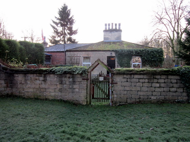 The Gamekeepers Cottage on Parlington Lane