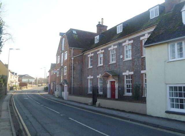 Blandford St Mary, Brook House