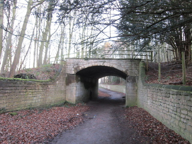 The Light Arch on the Parlington Estate