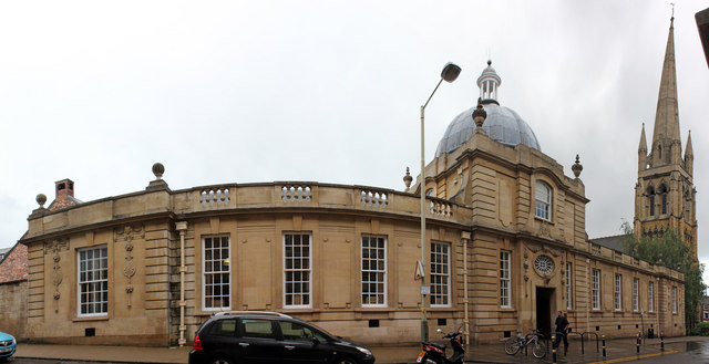 Lincoln Central Library
