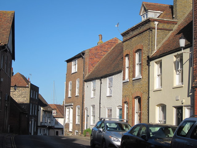 Houses on High Street