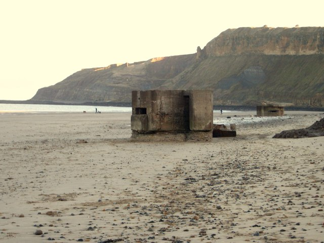 Don't panic Mr Mainwaring, the tide's coming in!