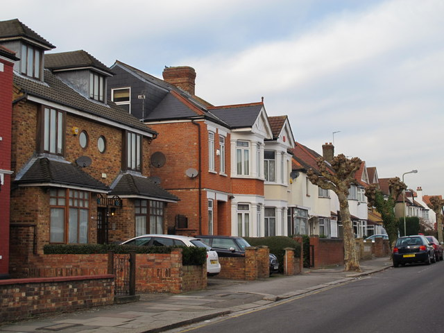 Audley Road, NW4
