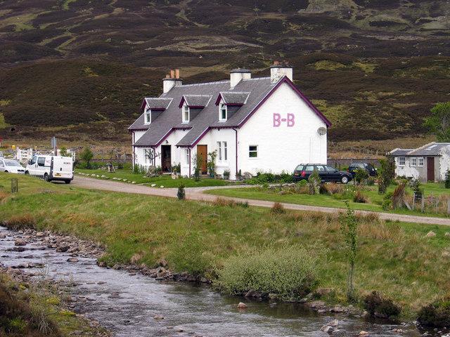 Balsporran Cottages