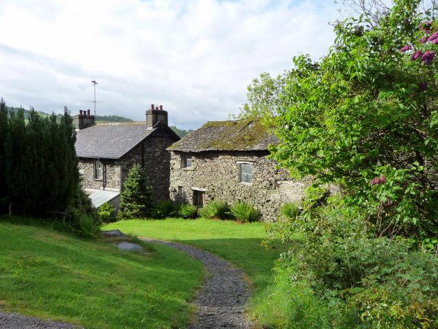 Cottages, Troutbeck, Cumbria