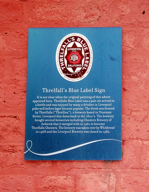 Blue Plaque on the Pacific Pub