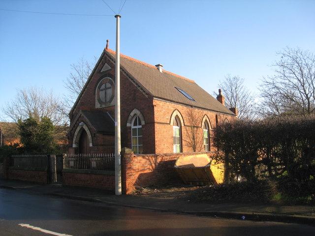 Former Wesleyan Chapel, Misson