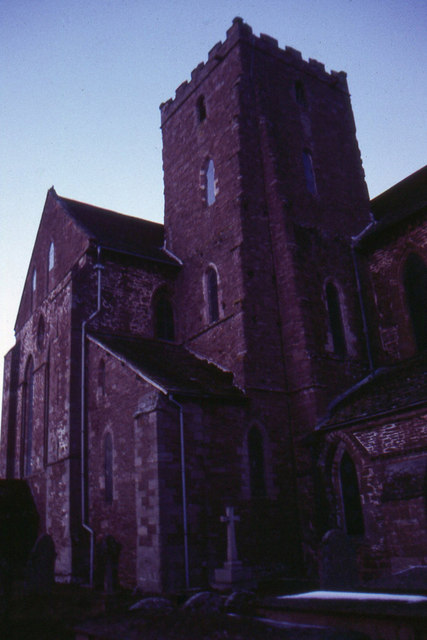 Dore Abbey, Abbey Dore, Herefordshire