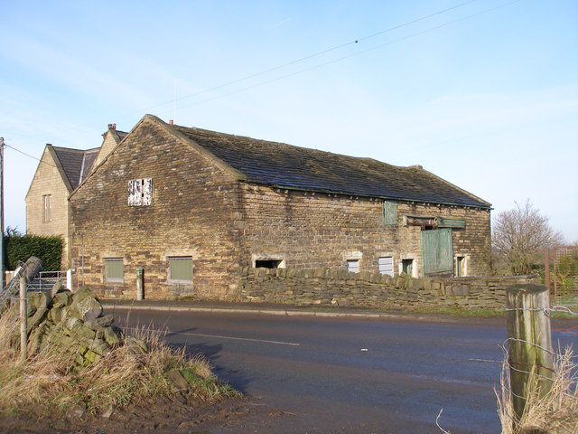 Outbuilding at Highfield House