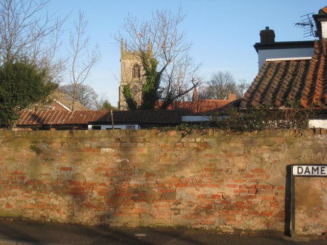 Village scene, Misson