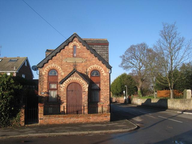 Former chapel, Misson