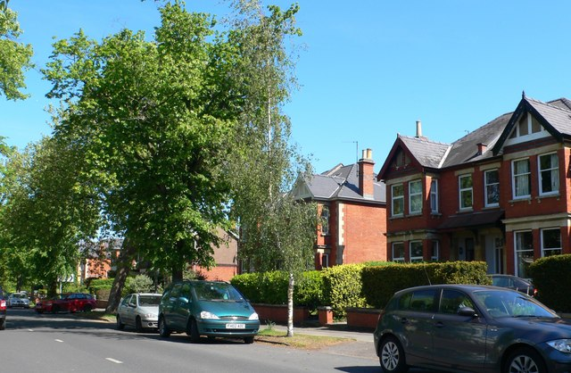 Leckhampton Road, Cheltenham