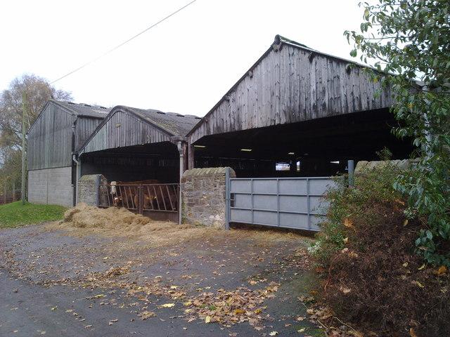 Barns at Eland Hall Farm