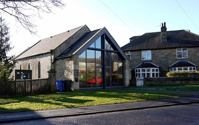 'The Church on the Green', Grange Road, Stamfordham