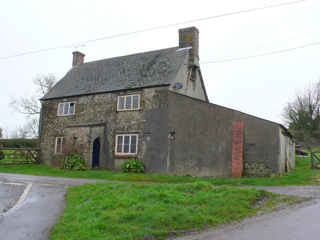 House at Higher Kingcombe