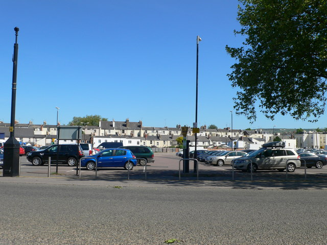 Car Park, St Margaret's Road, Cheltenham
