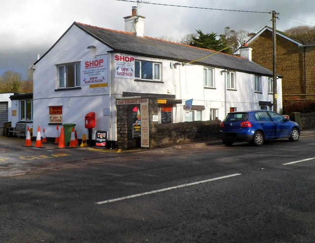 Old Village Shop, Bonvilston