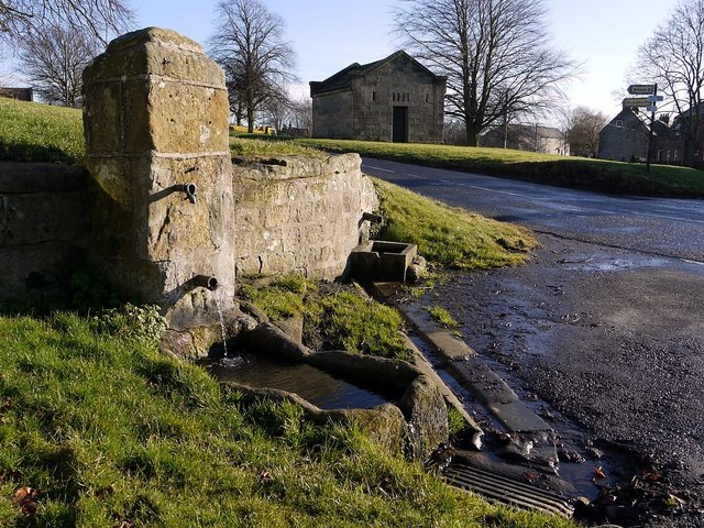 The Well, Stamfordham Village Green
