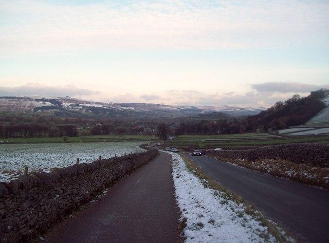 Arthur's Way near Castleton