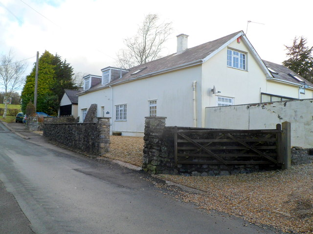 Buttress House, Bonvilston