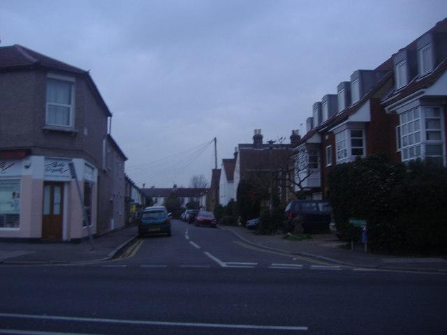 Gowland Place, Beckenham