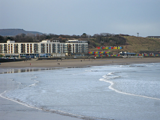 North Bay, January view