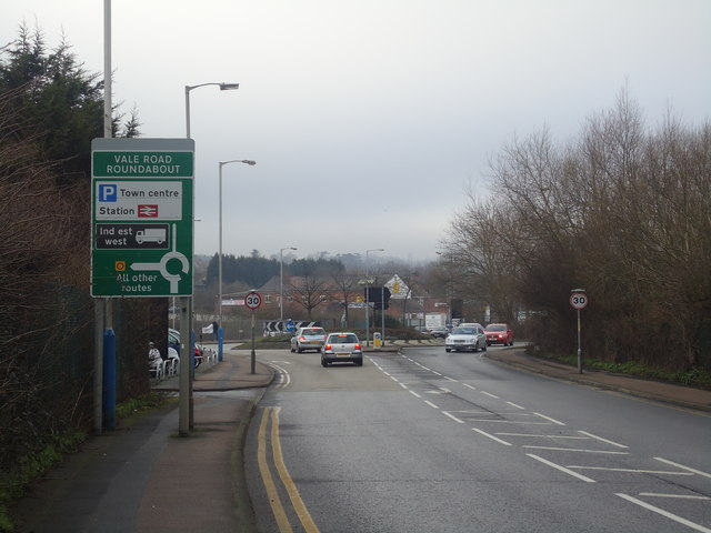 Vale Road, Tonbridge