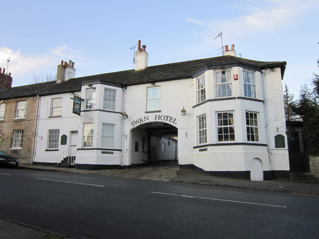 The Swan Hotel, Aberford