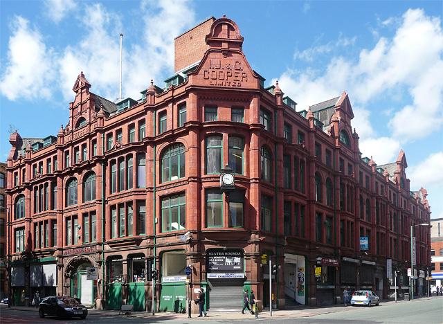 Sevendale House, Stevenson Square, Manchester