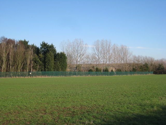 The perimeter of the Rocket site