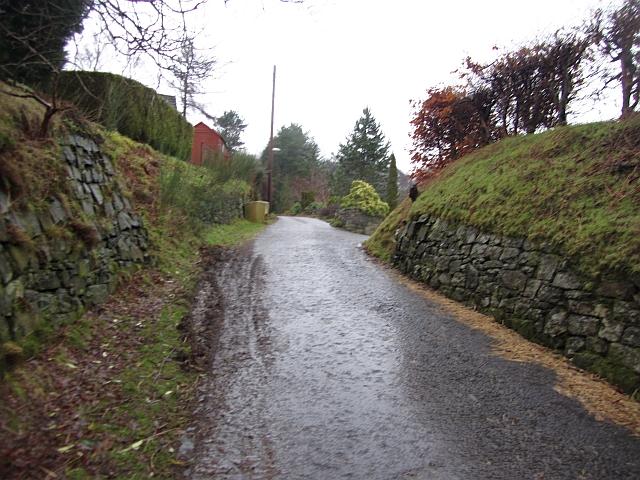 Allanfauld Road