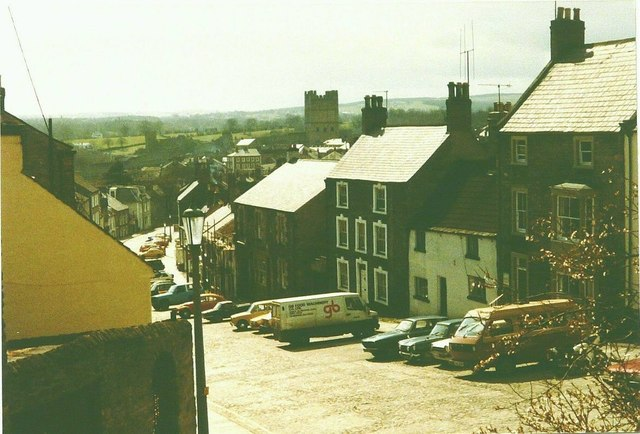 Frenchgate, Richmond in 1984