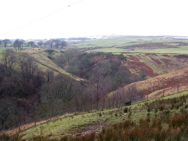 Bachille Burn and the Garrell gorge