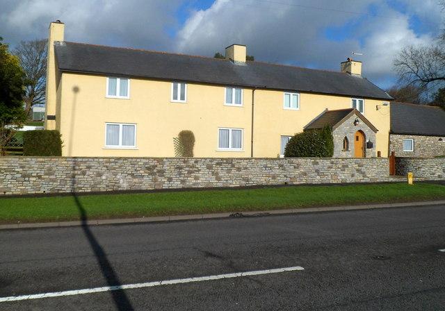 Farmhouse, Ty Groes Farm, Bonvilston
