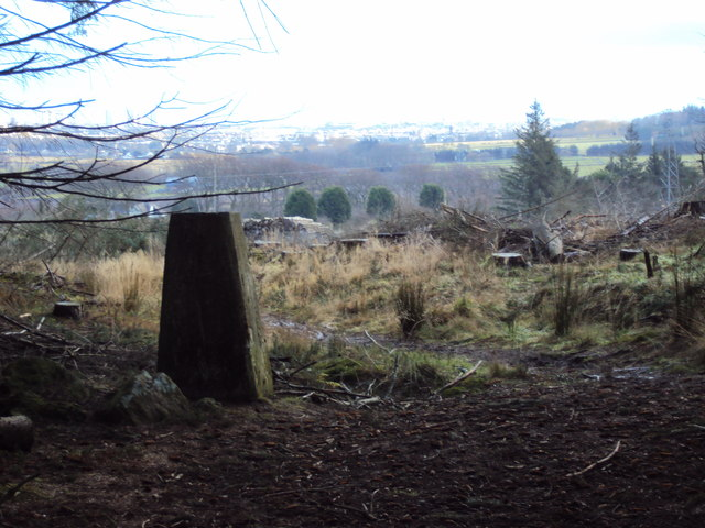 Kingshill Trig Point