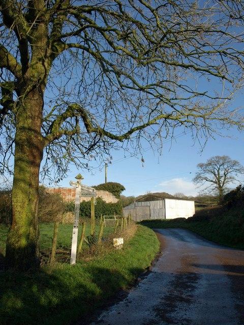 Curscombe Cross