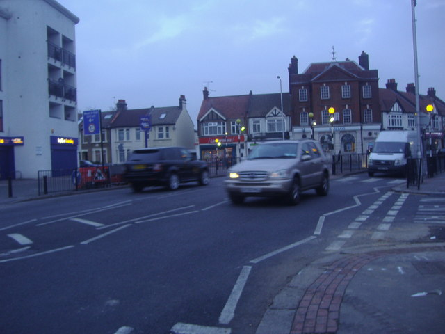 Shops on Lower Addiscombe Road